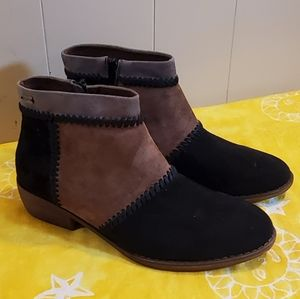 Roxy Sueded Ankle Botties